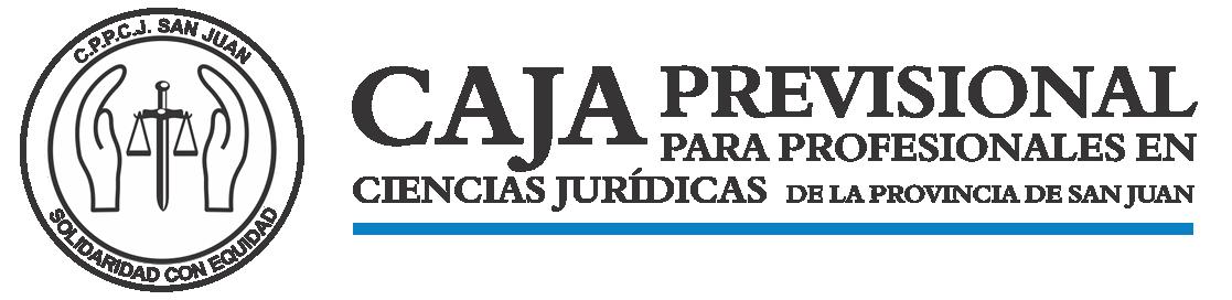 Caja Previsional para Profesionales en Ciencias Jurídicas de la provincia de San Juan